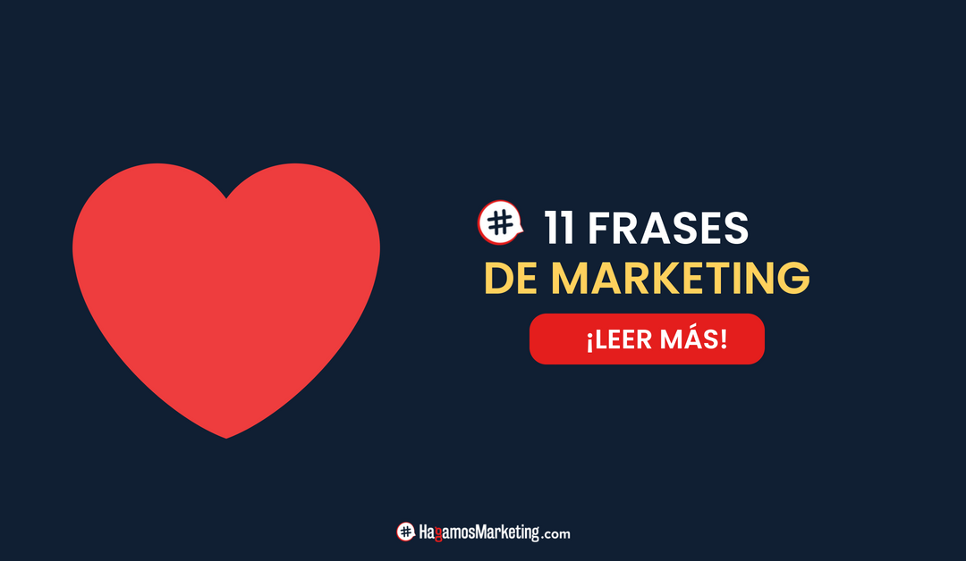 Las 11 frases de Marketing que sólo los marketers entienden