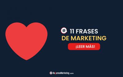 Las 11 frases de Marketing que sólo los marketers entienden