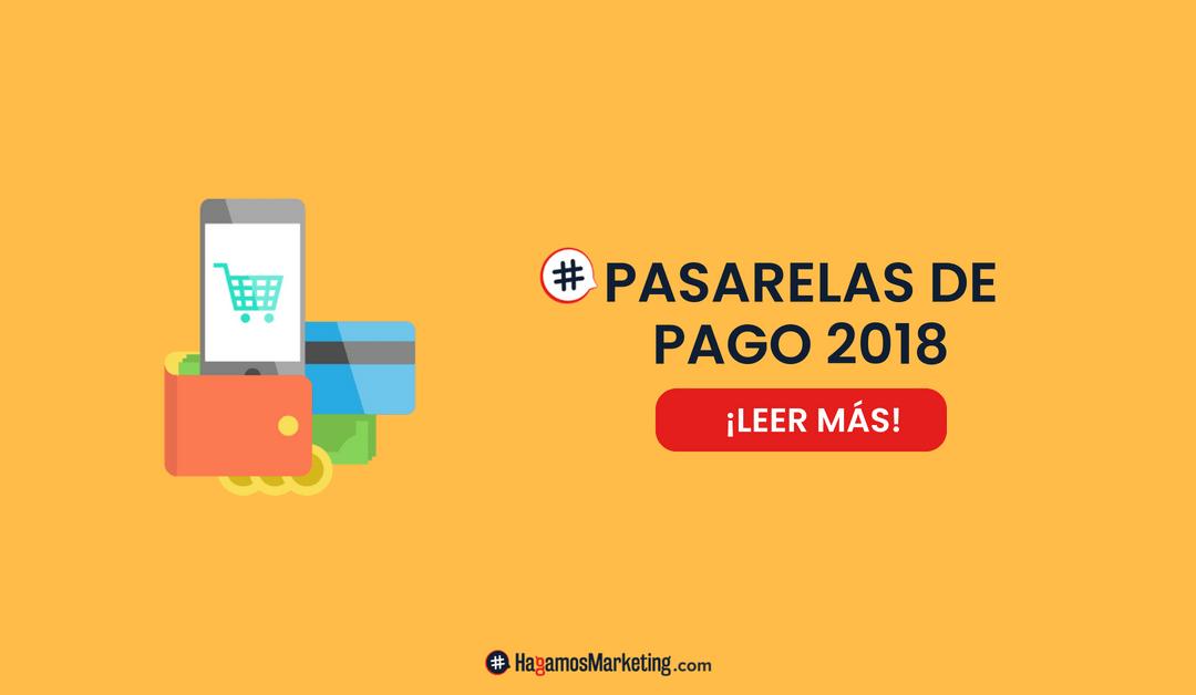Medios de pago 2018