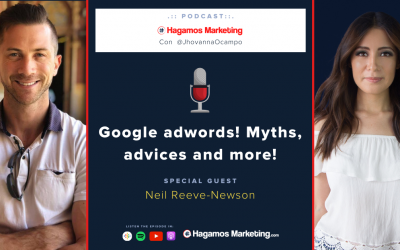 Google Adwords; myths and more | Hagamos Marketing the podcast