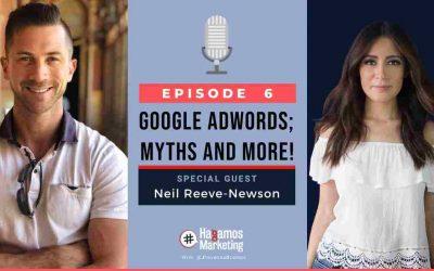 Google Adwords; myths and more | Hagamos Marketing the podcast